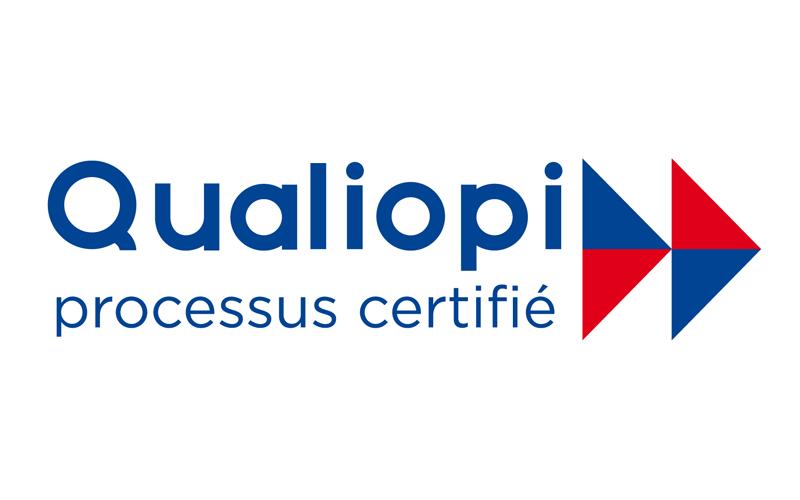 logo certification qualiopi formation communication