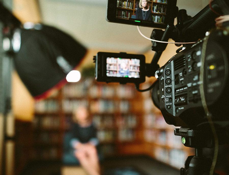 photo interview
